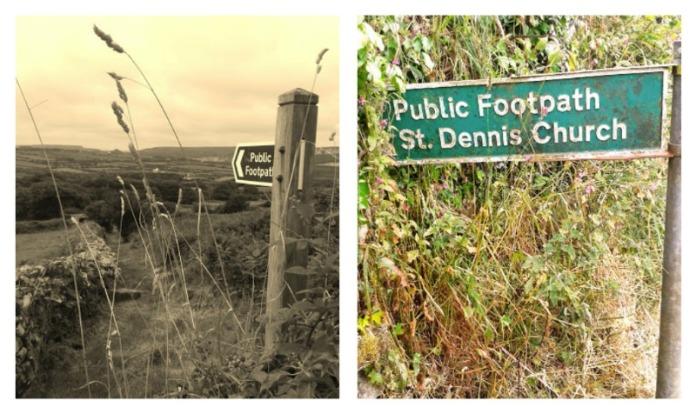 Views in St Dennis
