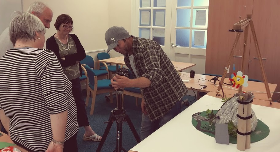 animation filming